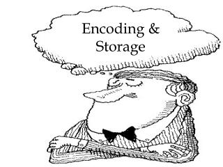 Encoding & Storage