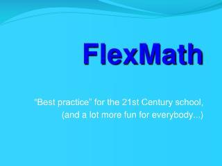 FlexMath