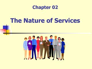 Chapter 02 The Nature of Services