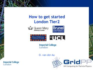 How to get started London Tier2