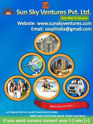 Sun Sky Ventures Pvt. Ltd.