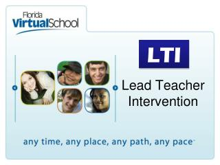 Lead Teacher Intervention