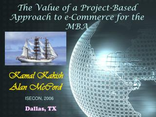The Value of a Project-Based Approach to e-Commerce for the MBA