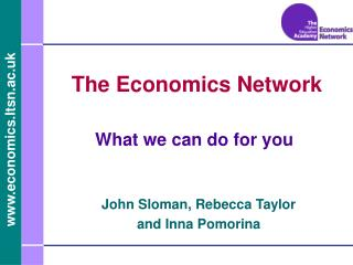 The Economics Network