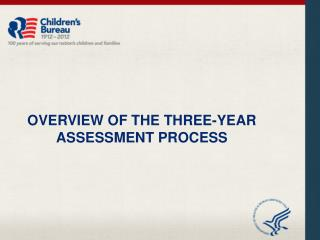 OVERVIEW OF THE THREE-YEAR ASSESSMENT PROCESS