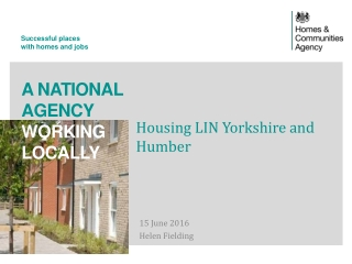 Housing LIN Yorkshire and Humber