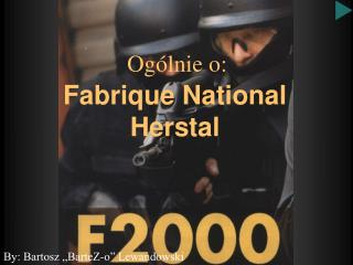 Fabrique National Herstal