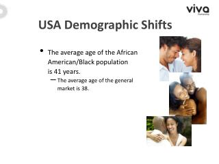 USA  Demographic Shifts