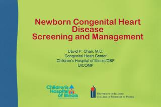 Newborn Congenital Heart Disease Screening and Management