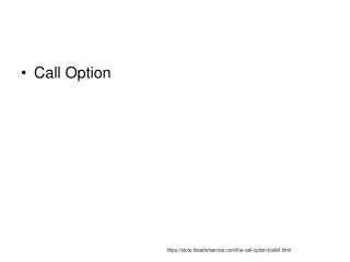 Call Option