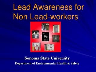 Lead Awareness for Non Lead-workers