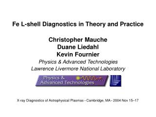 Fe L-shell Diagnostics in Theory and Practice