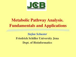 Metabolic Pathway Analysis.  Fundamentals and Applications