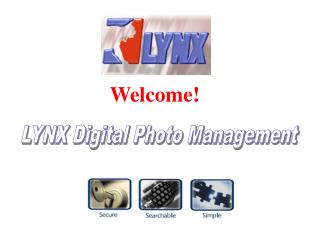 LYNX Digital Photo Management