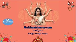 Pooja Offer