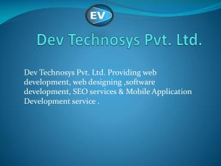 Find Best Web Designing & Development Company in india