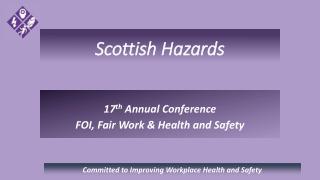 Scottish Hazards
