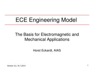 ECE Engineering Model