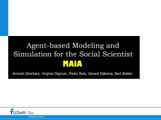 Agent-based Modeling and Simulation for the Social Scientist