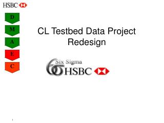 CL Testbed Data Project Redesign