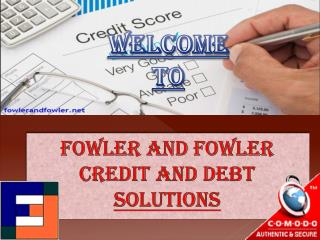 Best Credit Repair Compnay