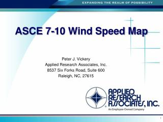 ASCE 7-10 Wind Speed Map