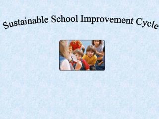 Sustainable School Improvement Cycle