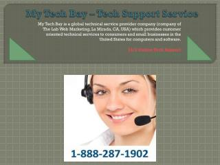 Tech Support Service