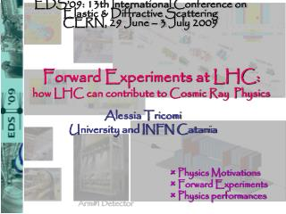 Forward Experiments at LHC: how LHC can contribute to Cosmic Ray  Physics