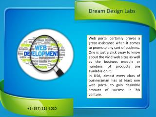 DreamDesignLabs - Best Web Development Company