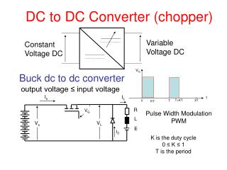 DC to DC Converter (chopper)