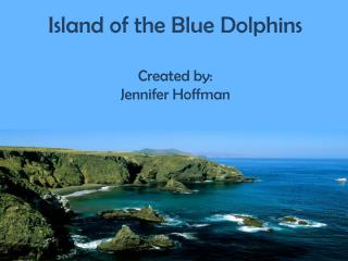 Island of the Blue Dolphins Created by: Jennifer Hoffman