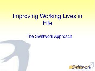Improving Working Lives in Fife