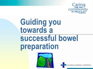 Guiding you towards a successful bowel preparation