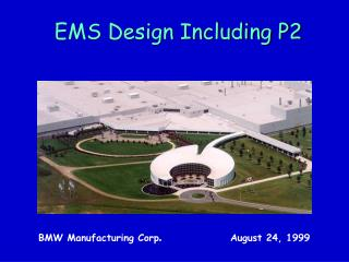 EMS Design Including P2