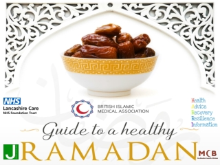 Healthy Ramadan 5 Ramadan is a good Chance for loosing weight