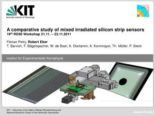 A comparative study of mixed irradiated silicon strip sensors