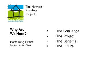 The Newton   Eco-Team Project