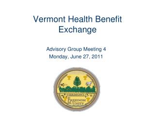 Vermont Health Benefit Exchange
