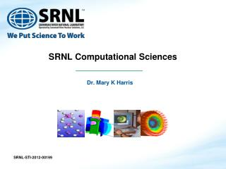 SRNL Computational Sciences