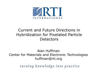 Current and Future Directions in Hybridization for Pixelated Particle Detectors
