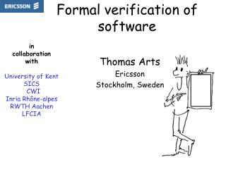 Formal verification of software