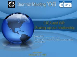 Biennial Meeting