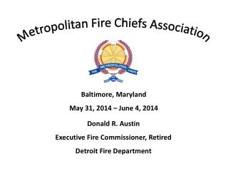 Metropolitan Fire Chiefs Association