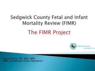 Sedgwick County Fetal and Infant Mortality Review (FIMR)
