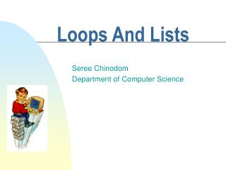 Loops And Lists