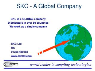 SKC - A Global Company