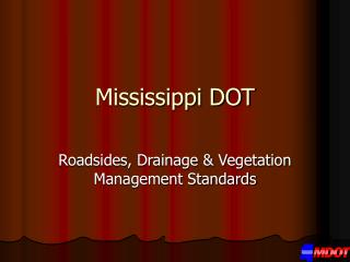 Mississippi DOT