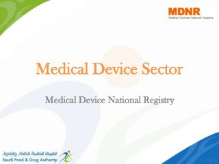 Medical Device Sector