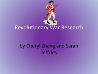 Revolutionary War Research